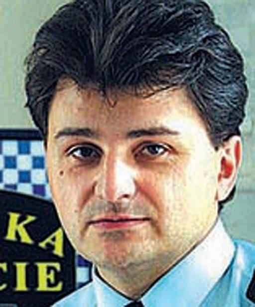 Marcel Vlasák,velitel Městské policie Karlovy Vary
