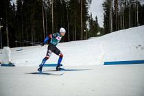 Michal Novák se připravuje na další podnik Světového poháru s reprezentačním týmem ve švýcarském Davosu.