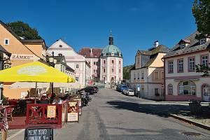 Výlet do Bečova nad Teplou.