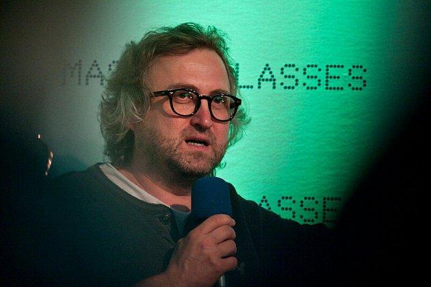 Známé filmové osobnosti v Jameson Festival Lounge