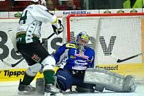 V 18. kole hokejové extraligy karlovarská Energie přivítala Kometu Brno.