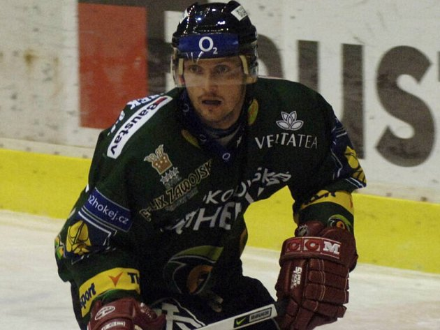 Petr Sailer, útočník HC Energie