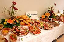 Vyhlášení soutěže Regionální potravina 2010 Karlovarského kraje