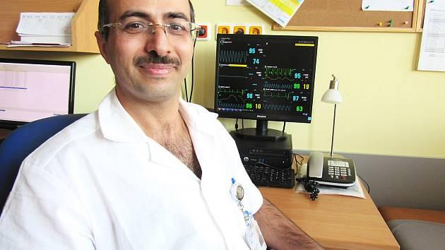 MUDr. Abdulhamid Alwail.
