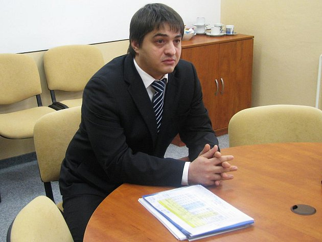 Jiří Fojtík, generální ředitel Karlovarské krajské nemocnice