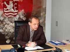 Petr Kulhánek, primátor města Karlovy Vary.