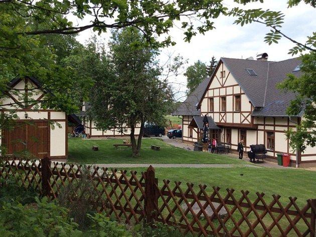 Poblíž farmy v Horách bude obnoveno zaniklé poutní místo.