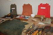 Abertamské muzeum rukavic