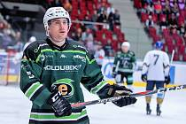Jakub Flek, útočník HC Energie Karlovy Vary