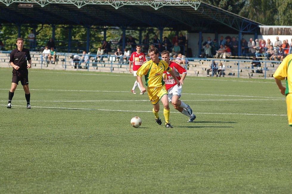 Fotbalová legenda Karel Tichota