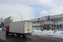 NOVÝ NOVOROLSKÝ ZÁVOD Viking Mašek dal práci asi 140 lidem. Firma dodává linky na obalování potravin.