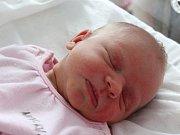 WERONIKA SVOBODOVÁ z Krásna se narodila 15. 8. 2017