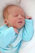 Daniel Stredný z Karlových Varů se narodil 18. 3. 2015