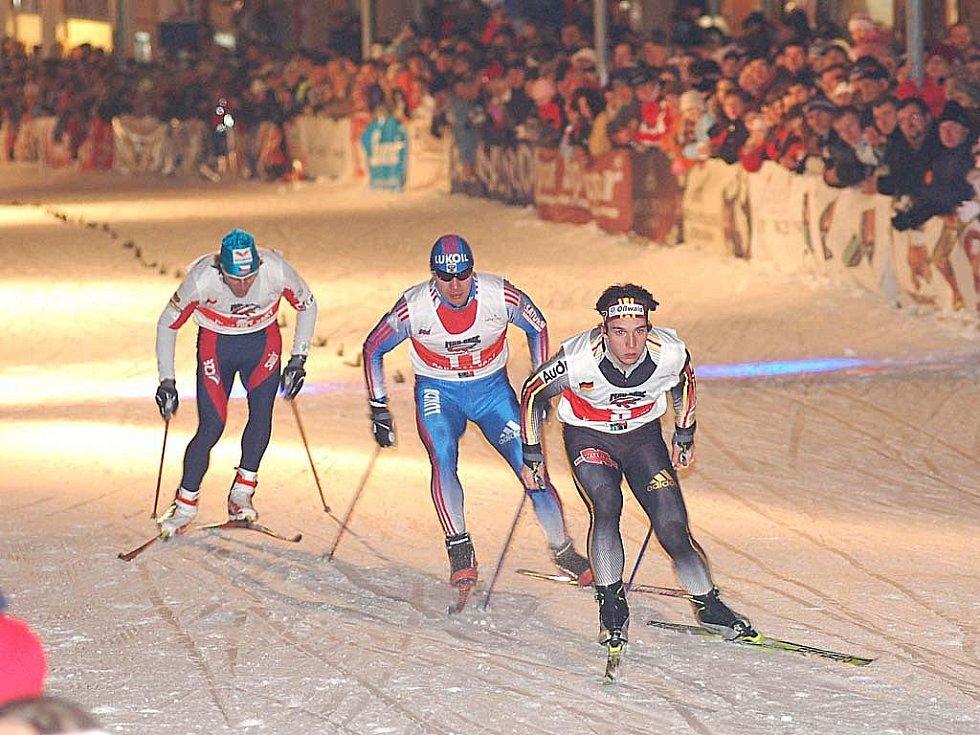 V sobotu 26. prosince budou Karlovy Vary opět patřit lyžařům. Uskuteční se třetí ročník závodu Carlsbad Ski Sprint.