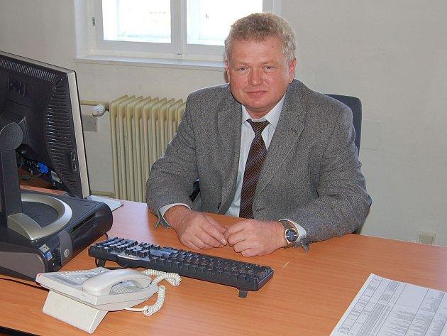 Vladimír Benda (ČSSD), starosta Nejdku.