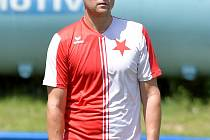 Martin Psohlavec, FC Slavia Karlovy Vary.