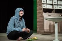 K-PAX SVĚT PODLE PROTA oslovil publikum po celém světě. Teď dobývá i divadlo. Petr Halberstadt jako Prot.