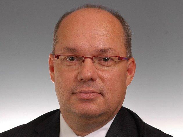 Miroslav Vaněk, generální manažer HC Energie.