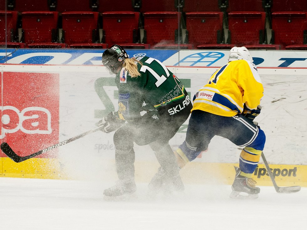 All-star game KHL nakonec ovládla karlovarská divize.