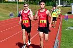 Úctyhodných 176 atletů se představilo ve středu v Ostrově na Memoriálu Miroslava Kitzbergera v atletice.