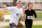 Juniorský maraton. Ilustrační foto.