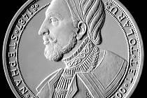 Pamětní medaile k 500. výročí ražby šlikovských tolarů a 1. výročí zápisu Krušnohoří do seznamu UNESCO byla pokřtěna v Božím Daru.