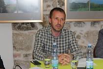 Ředitel Lázeňských lesů Stanislav Dvořák.