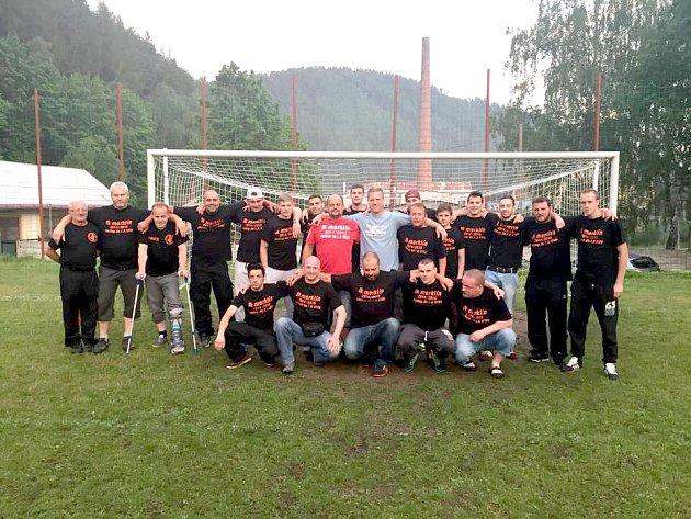 FK Merklín si připsal po postupu do I. A třídy na konto historický úspěch.