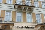 K mání je rovněž i hotel Ostende na Staré Louce.