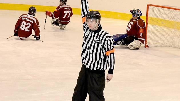 Jakub Suchý by rád nakoukl v budoucnosti do hokejové extraligy mužů.