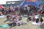Sobota byla druhým dnem, kdy v Karlových Varech pokračoval hudební festival Létofest.