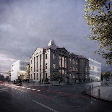 V kategorii doposud nerealizovaných projektů si nejlépe u poroty vedla Střední uměleckoprůmyslová škola keramická a sklářská Karlovy Vary.