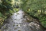 Březová leží na dvou potocích a sousedí hned se dvěma velkými přehradami.