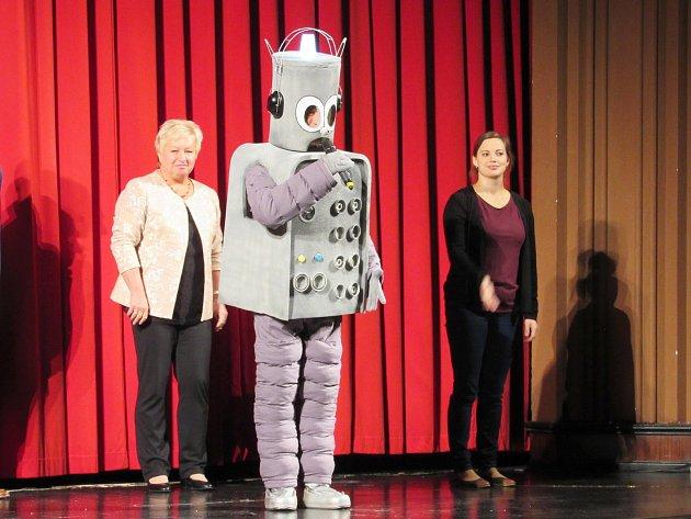 49. ročník Dětského filmového a televizního festivalu Oty Hofmana je letos plná robotů.