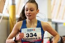 Eliška Kučerová si doběhla pro mistrovský titul na pražské Stromovce.