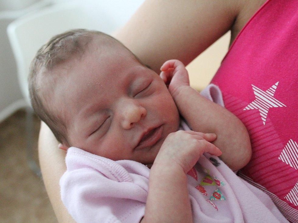LILIEN ZVAROVÁ se narodila 20. 6. 2017