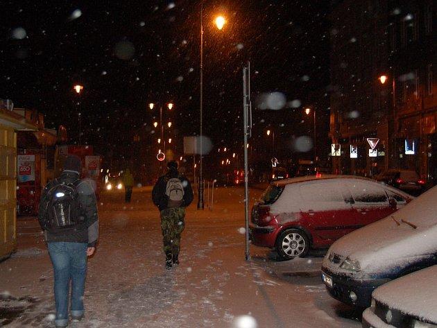 Karlovy Vary, 11. února, 6.30