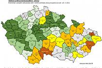 Statistická data Karlovarského kraje