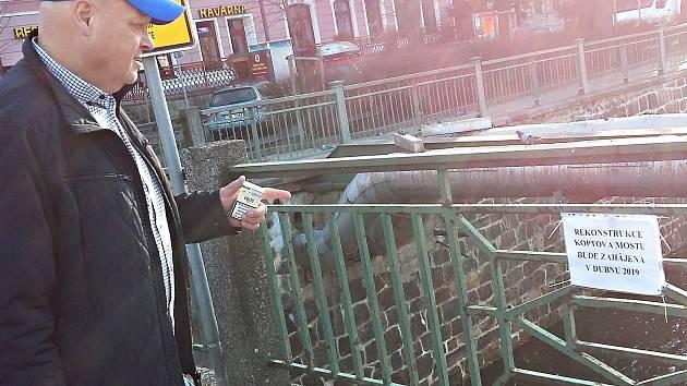 Oprava Koptova mostu začne v dubnu a radnici vyjde levněji