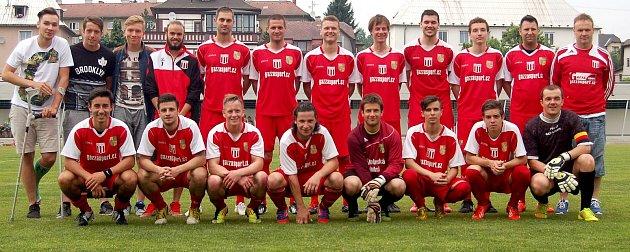 Vítěz I. A třídy - Spartak Chodov