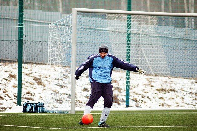 Zimní turnaj TJ Vojkovice