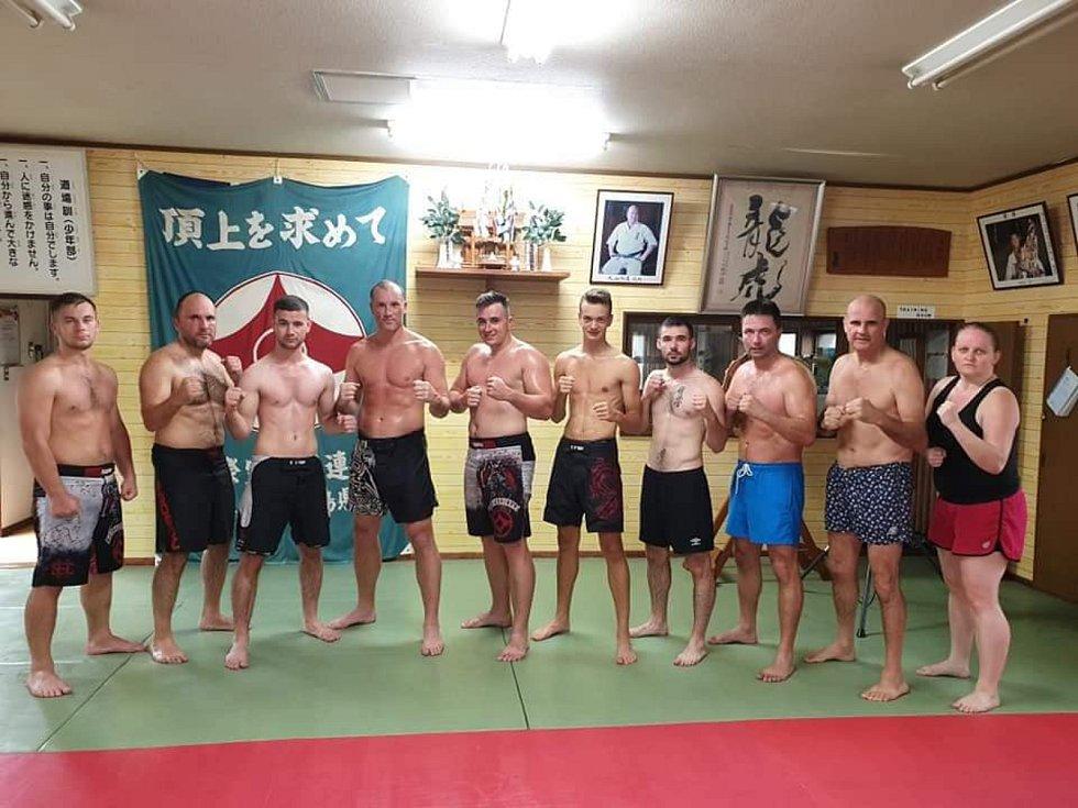 Shinkyokushinkai Karate oslavil sedmnácté výročí založení klubu.