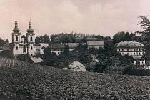 Skoky u Žlutic bývaly druhým největším poutním místem v Západních Čechách. Historie tohoto místa je však plná problematických okamžiků.