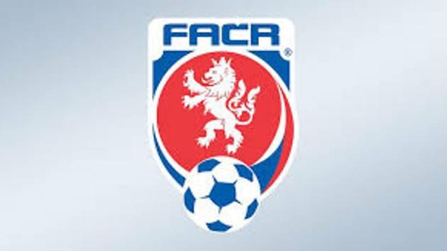 Logo Fotbalové asociace České republiky.