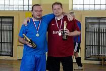 Vítězný tým Onnaní.