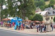 V Jáchymově se středu uskutečnily velké oslavy u příležitosti historického milníku pro všechny hornické spolky, zápisu Hornického Krušnohoří na seznam UNESCO.
