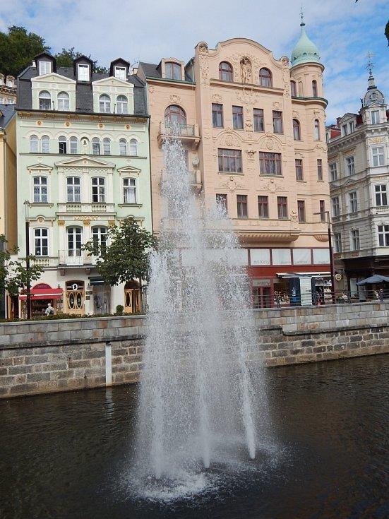 OBRAZEM: Karlovy Vary jsou nádherné lázeňské město