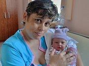 ADÉLA FOJTÍKOVÁ se narodila 1. 7. 2017
