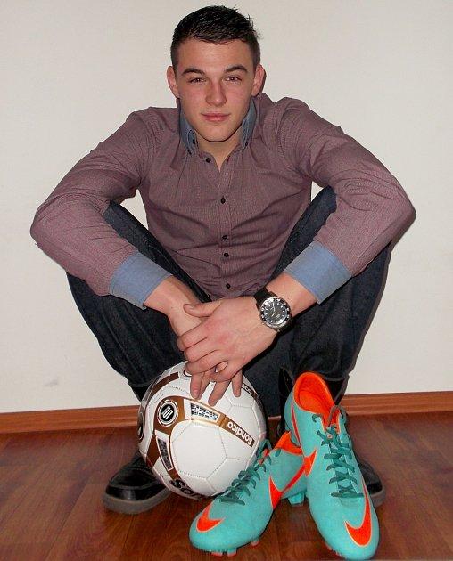 Martin Šik by se rád usadil v A-týmu Sedlece.