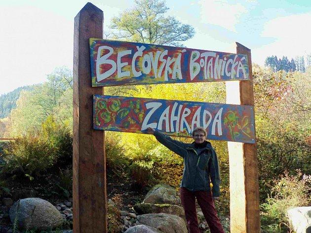 Bečovská botanická zahrada už získala řadu ocenění.